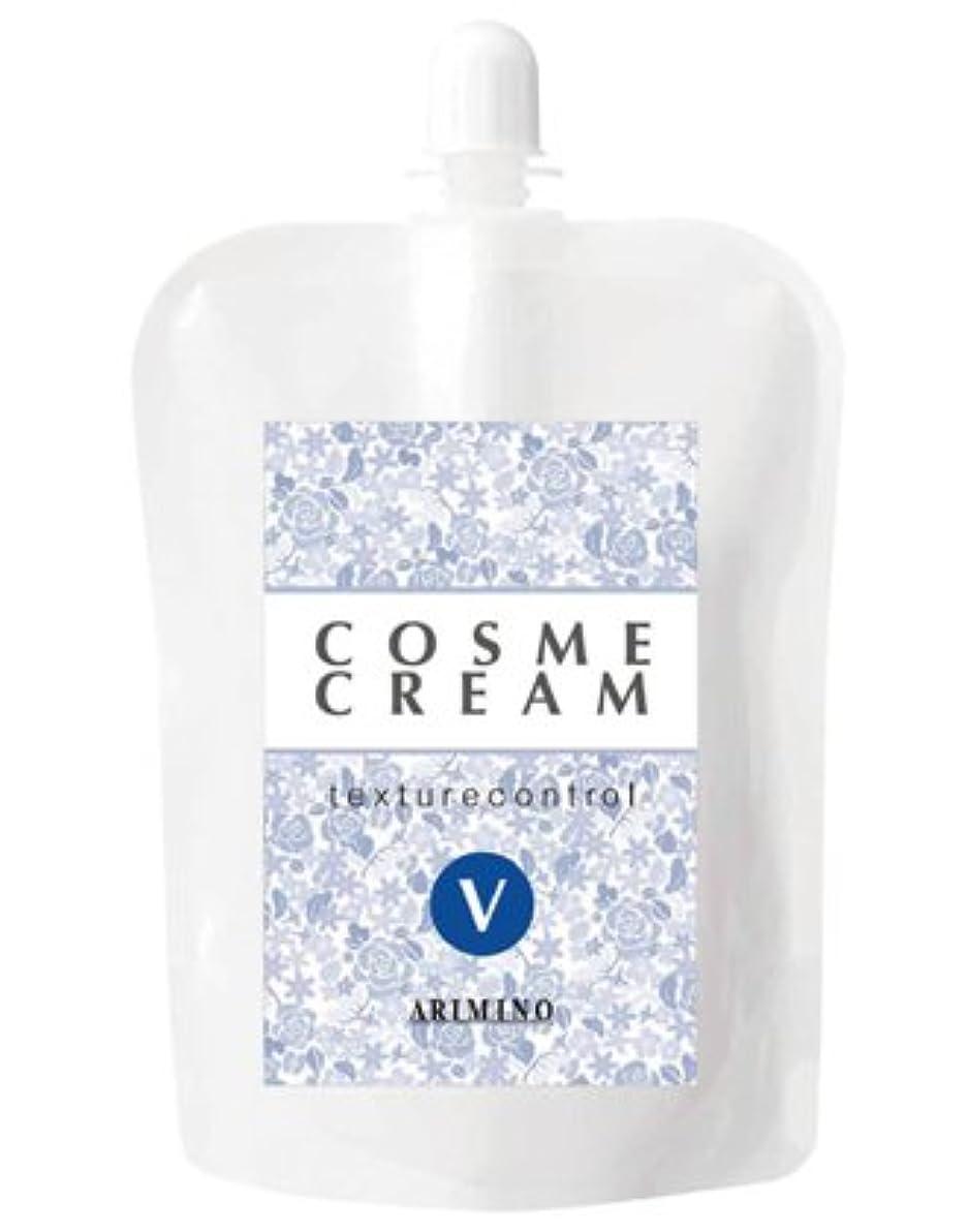 吸収する順番原稿アリミノ コスメクリーム V 400g