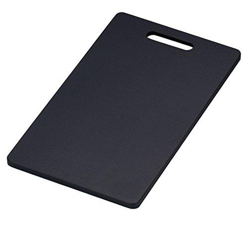 トンボ 見やすい まな板 炭黒 37×22 厚み1cm L サイズ