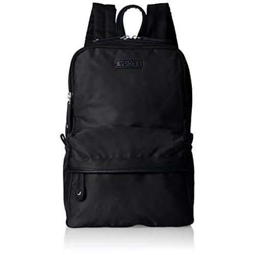 [イザック] ナイロンリュックサック Sサイズ  30-208-60 10 ブラック