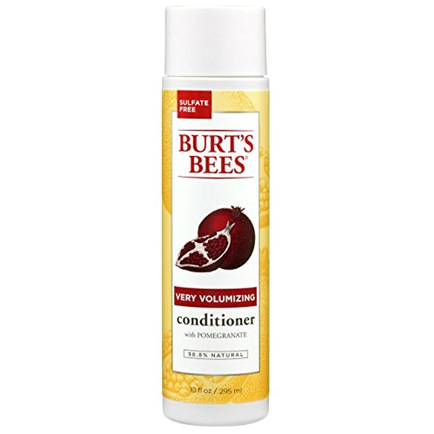 によるとブロー吸い込むバーツビーズ ポメグラネイト コンディショナー 295ml Burt's Bees