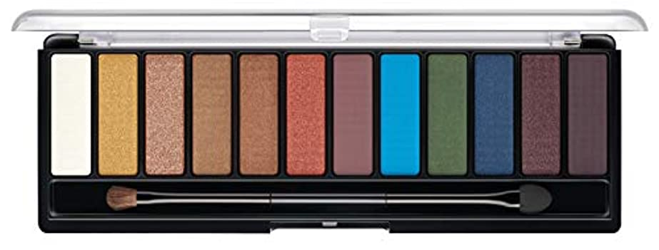 クスクス地上の裏切り者RIMMEL LONDON Magnif'eyes Eyeshadow Palette - Colour Edition (並行輸入品)