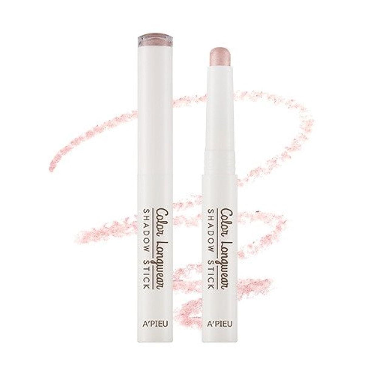 ソブリケット軍アテンダントアピュ [APIEU] APIEU Color Long Wear Shadow Stick (PK01)