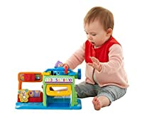 Fisher-Price Laugh & Learn Puppy's Numbers Garage [並行輸入品]