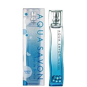 アクアシャボン シャンプーフローラルの香り 80ml(EDT・SP)