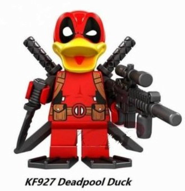 デッドプール?ダック Daedpool the Duck ブロック 単品