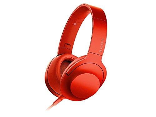 ソニー SONY ヘッドホン h.ear on MDR-100A : ハイレ...