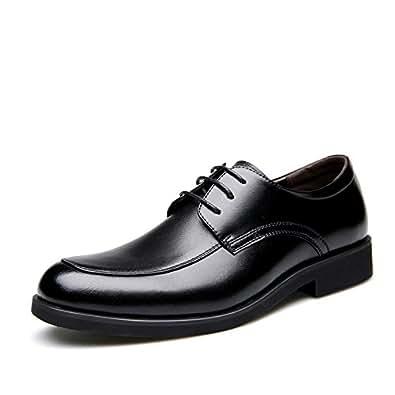 ビジネスシューズ スリッポンメンズ 靴 防水 防滑 防臭 (240, ブラック)