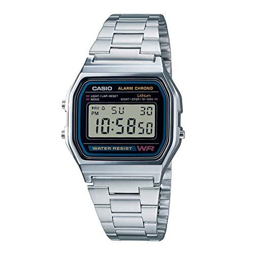 7709c553ec カシオ CASIO 腕時計 スタンダード A158WA-1JF : Amazon・楽天・ヤフー ...
