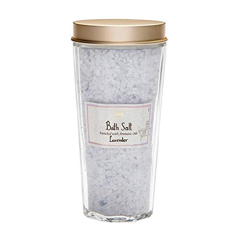 穀物強風重々しいサボン SABON バスソルト ラベンダー (LAVENDER) 350g 入浴剤 お風呂 スキンケア ボディケア バスグッズ コスメ