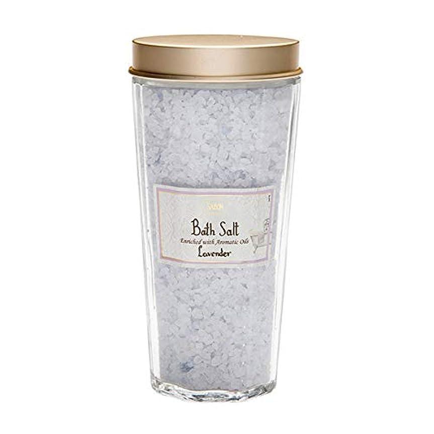 労働シンポジウム厚さサボン SABON バスソルト ラベンダー (LAVENDER) 350g 入浴剤 お風呂 スキンケア ボディケア バスグッズ コスメ