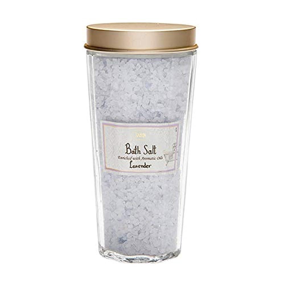 黒バクテリアキャロラインサボン SABON バスソルト ラベンダー (LAVENDER) 350g 入浴剤 お風呂 スキンケア ボディケア バスグッズ コスメ