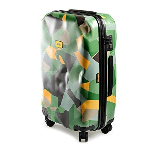 CRASH BAGGAGE(クラッシュバゲージ)100L 1週間~長期滞在用 スーツケース トランク CAMO LIMITED 限定カラー 100L,CAMO(40)