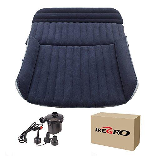 IREGRO 車中泊ベッド SUV車用ベッド エアベッド エ...