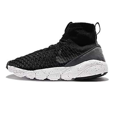 (ナイキ) Nike メンズ Air Footscape Magista Flyknit エア フットスケープ マジスタ フライニット, カジュアル シューズ 816560-003 [並行輸入品], CM (US Size 17.5)