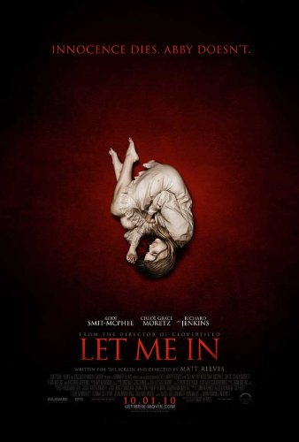Let Me In - 映画ポスター - 27 x 40