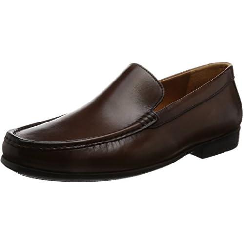 [クラークス] シューズ メンズ クロードプレイン 26124314 Brown Leather ブラウンレザー UK 8(26cm)