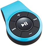 GREEN HOUSE Bluetoothオーディオレシーバー クリップ付 ライトブルー GH-BHARCLB