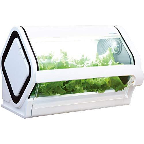 沖縄セルラー 水耕栽培 スマホ連動 LEDライト やさい物語 OCT-BD01