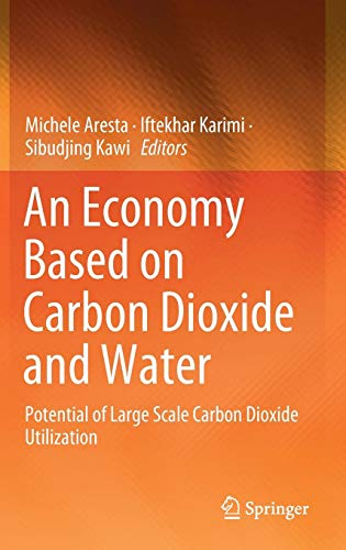 Download An Economy Based on Carbon Dioxide and Water: Potential of Large Scale Carbon Dioxide Utilization 3030158675