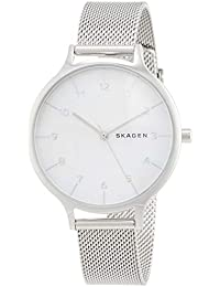 [スカーゲン] 腕時計 ANITA SKW2701 レディース 正規輸入品 シルバー