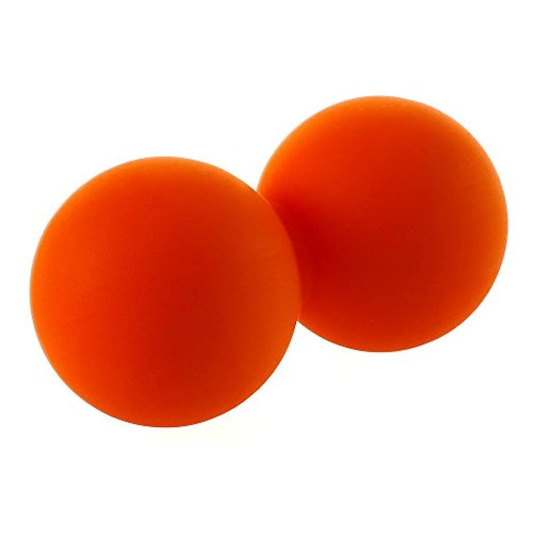 質量机環境fronnorシリコンプラスチックピーナッツヨガマッサージマッサージャーBackボールローラートリガーポイントセラピースポーツジムリリース物品税Mobilityツール