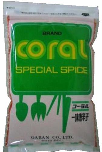 CORAL 一味唐辛子 300g