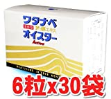 ワタナベオイスター 錠剤 分包製品(携帯用)6粒×30包