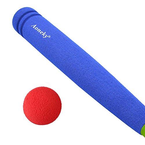(アワンキー) Aoneky 野球バット スポンジ製 子供用 おもちゃ 贈り物 練習するセット 安全安心