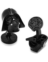 Star Wars Darth Vader Cufflinks Black in Star Wars Gift Box
