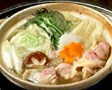 【東京都発!】コラーゲンスープ 大山軍鶏地鶏鍋セット【4人前】【銀座よしなり】