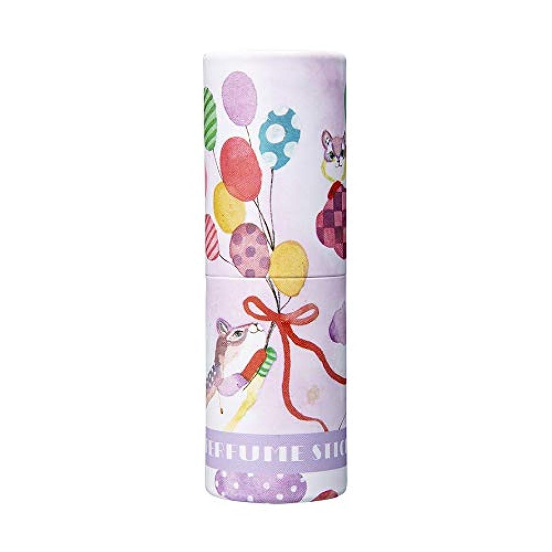 シダどこにも熟考するパフュームスティック ドリーム ペア&ピーチの香り CatoFriendデザイン 5g