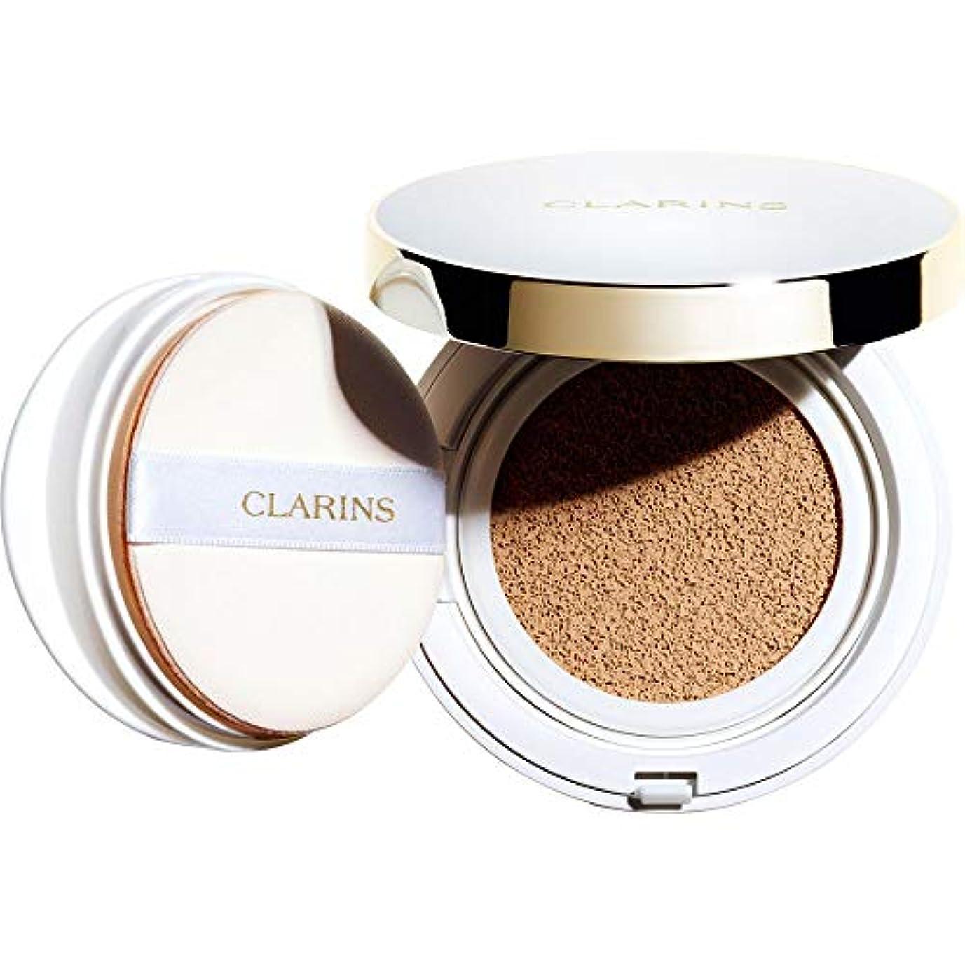 塩辛い症候群オープニング[Clarins ] クラランス永遠のクッション基礎Spf50の13ミリリットル103 - アイボリー - Clarins Everlasting Cushion Foundation SPF50 13ml 103 -...