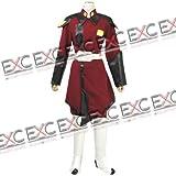 ガンダムSEED DESTINY ザフト軍 軍服 風 コスプレ衣装・男性LLサイズ