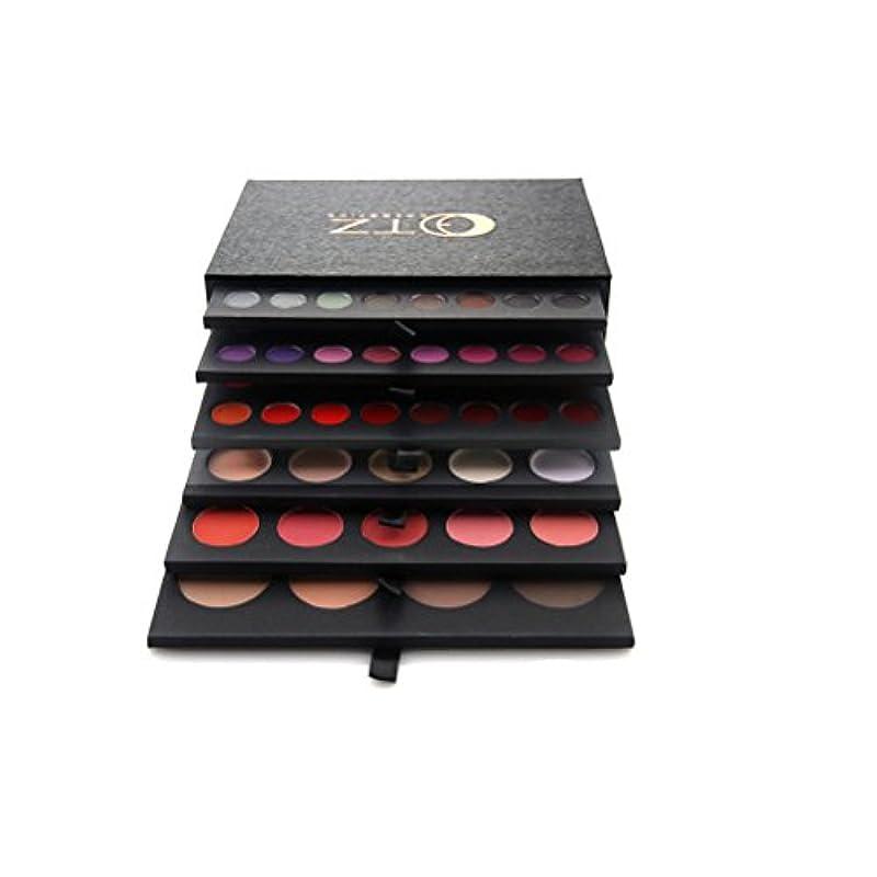 狐塗抹研究MakeupAcc メイクアップパレット 134色 アイシャドウ+リップクロス+チーク+コンシーラー+ファンデーション [並行輸入品]