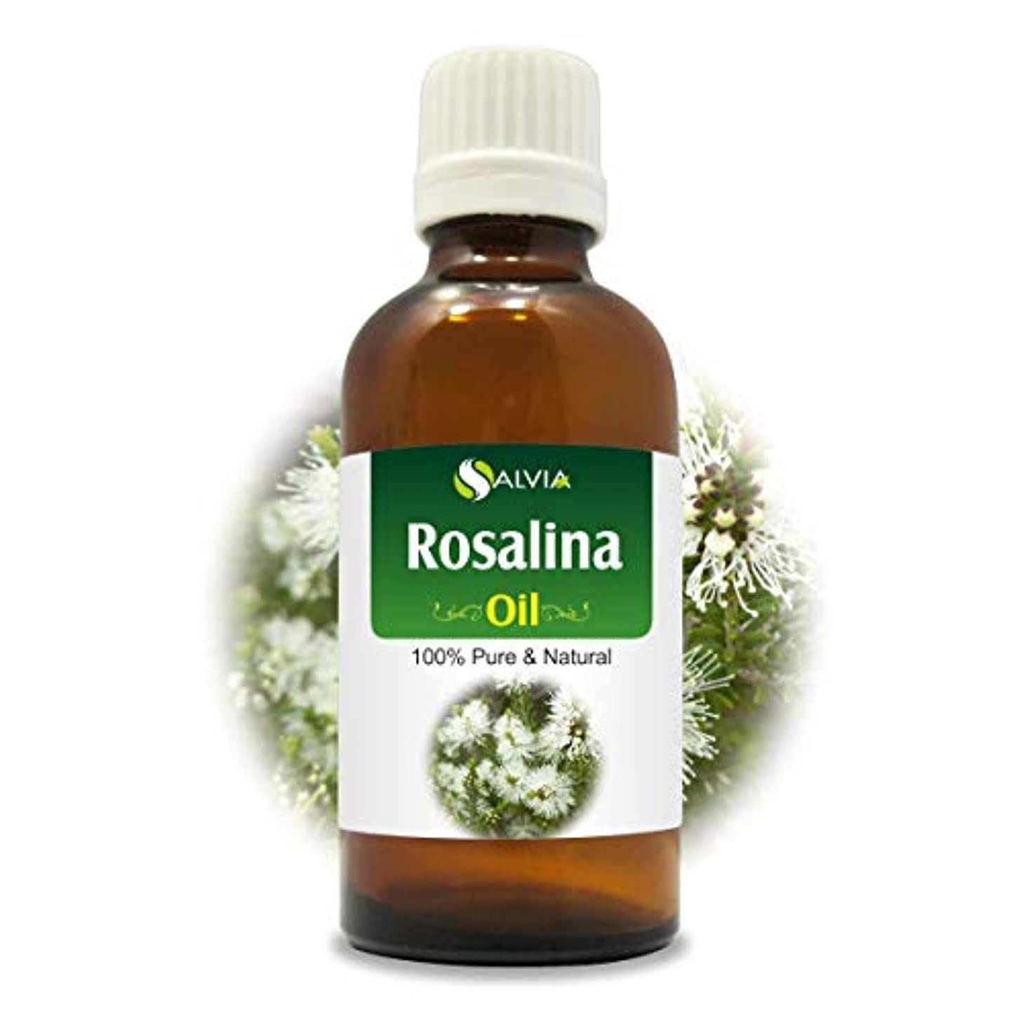 王室回転させる宣教師Rosalina Oil (Melaleuca ericifolia) 100% Natural Pure Undiluted Uncut Essential Oil 50ml