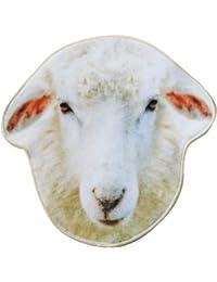 ヘミングス ハンドタオル リアルモチーフ シープ 21.4×21cm 14231-02