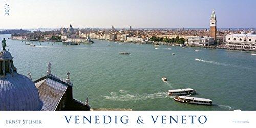 Venedig & Venetio 2017 Panoramakalender