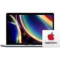 最新 Apple MacBook Pro (13インチPro, 8GB RAM, 512GB SSDストレージ, Magic Keyboard) - スペースグレイとAppleCare+セット