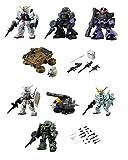 バンダイ 機動戦士ガンダム MOBILE SUIT ENSEMBLE 09 / 1.5 [各5種 計10種セット]