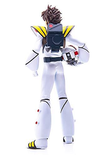 PLAMAX 超時空要塞マクロス 愛・おぼえていますか MF-27 minimum factory 一条輝 1/20スケール ABS&PS製 組み立て式プラスチックモデル