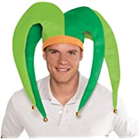 St. Patrick's Day Jester Hat セント?パトリックス?デイの道化師の帽子?ハロウィン?クリスマス?One size