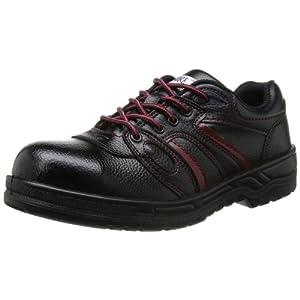 [オタフクテブクロ] otafuku glove おたふく手袋 安全シューズ短靴タイプ JW-750 JW-750(黒/25.5cm)