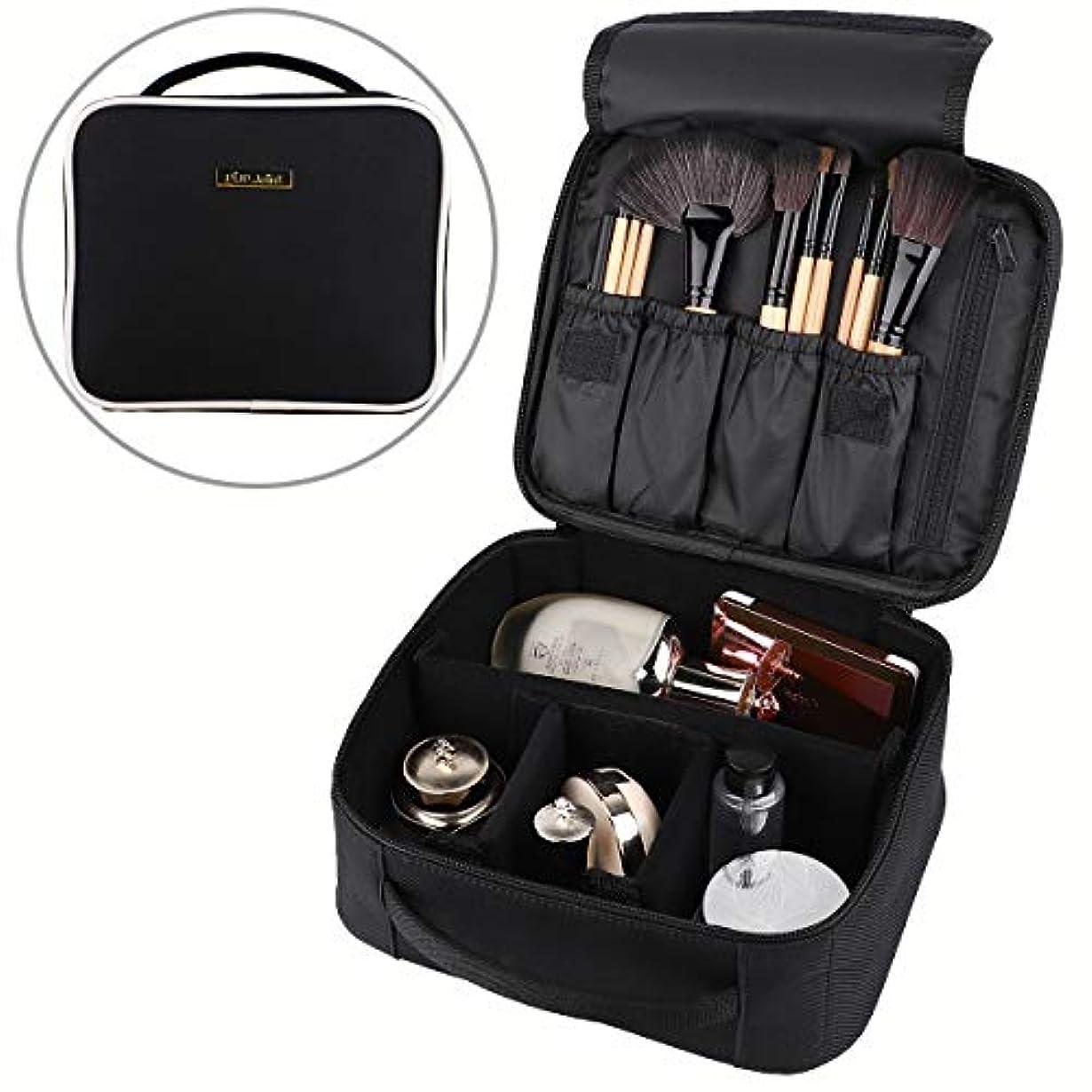 みぞれ再現するオーガニックPUP Joint メイクボックス 收納抜群 大容量 可愛い 化粧バッグ 可愛い 旅行 家用に大活躍な化粧箱 … (002)
