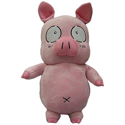 アクセル・ワールド 有田春雪(ピンクの豚) ハルユキ ぬいぐるみ 約35cm 並行輸入品
