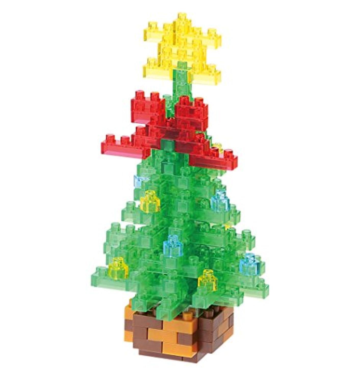 ナノブロック クリスマスツリー2015 NBC_155