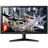 "LG Ultragear 24GL600F-B 24"" FHD Gaming Monitor, 1ms (MBR), 144 Hz, HDMI, Radeon FreeSync, Black"