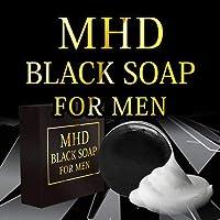 MHD石鹸(BLACK SOAP FOR MEN) メンズ用全身ソープ