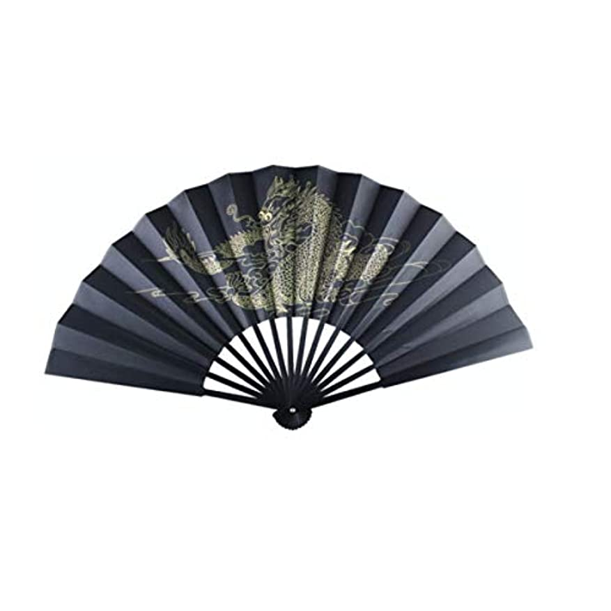 トリプル集中勧めるKATH 中国スタイルの扇子、扇子、竹ファン、中国のスタイル小さなギフト