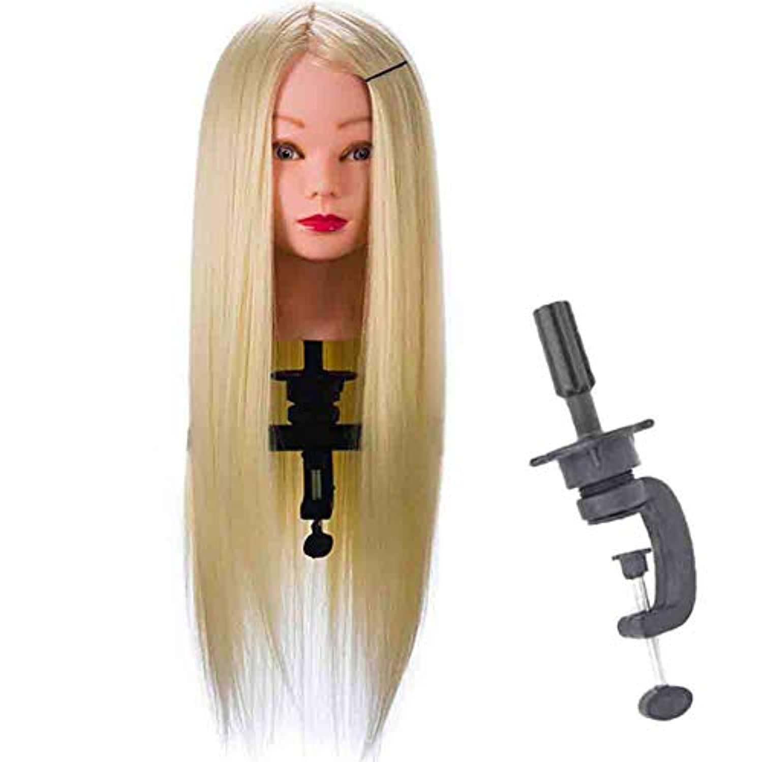 比較的移動するこしょうシミュレーションウィッグヘッドダイドールヘッドモデルエクササイズディスクヘアブレードヘアメイクスタイリングヘアサロンダミーマネキンヘッド
