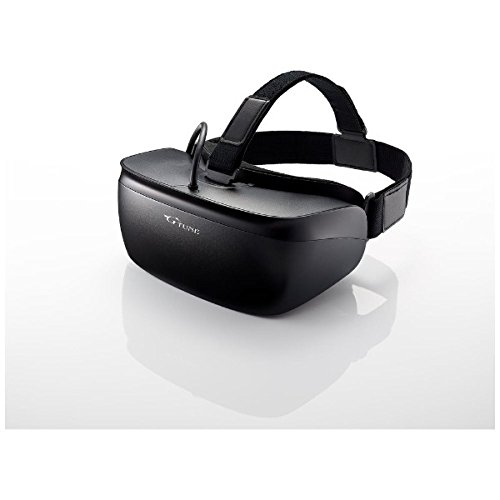 mouse G-Tune Steam VR対応 VRヘッドマウントディスプレイ GTCVRBK1